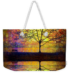 Reflected Dreams Weekender Tote Bag by Tara Turner