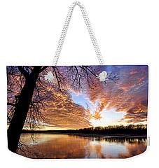 Reflected Glory Weekender Tote Bag
