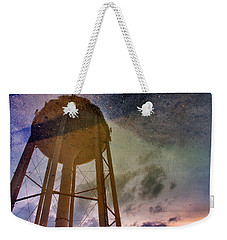 Reflected Necessity Weekender Tote Bag by Jason Politte