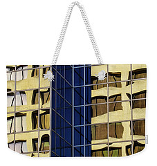 Reflecting Architecture  Weekender Tote Bag