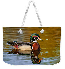 Reflecting Nature's Beauty Weekender Tote Bag by Dale Kincaid