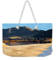 Reflecting The Setting Sun Weekender Tote Bag