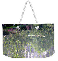 Reflection And Movement Weekender Tote Bag