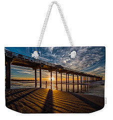 Reflection And Shadow Weekender Tote Bag