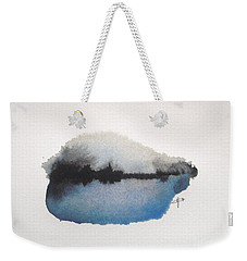 Reflection In The Lake Weekender Tote Bag