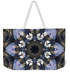 Reflection - Kaleidoscope Art Weekender Tote Bag