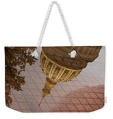 reflection of WV Weekender Tote Bag
