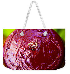 Weekender Tote Bag featuring the photograph Reflection Time by Mez