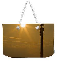 Reflections Weekender Tote Bag by Antonio Scarpi
