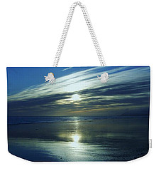 Weekender Tote Bag featuring the photograph Reflections by Barbara St Jean