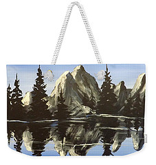 Reflections Weekender Tote Bag by Darren Robinson