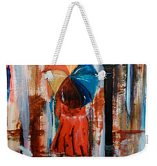 Reflections  Weekender Tote Bag by Lori  Lovetere