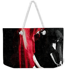 Reflections Of A Broken Heart Weekender Tote Bag by Jessica Shelton
