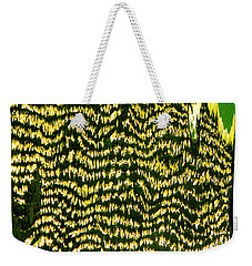 Reflections Of Africa Weekender Tote Bag by Jocelyn Kahawai