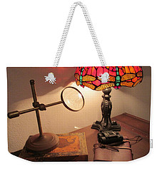Reflections Of An Earlier Time Weekender Tote Bag