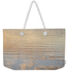 Reflections Of Dusk Weekender Tote Bag by Allen Sheffield