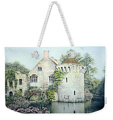 Reflections Of England Weekender Tote Bag
