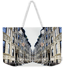 Reflections Of My Childhood Home Weekender Tote Bag