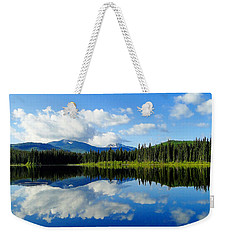 Reflections Of Nature Weekender Tote Bag