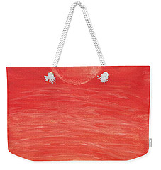 Reflections Of Pain Weekender Tote Bag