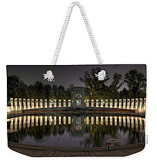 Reflections Of The Atlantic Theater Weekender Tote Bag