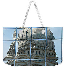 Reflections Of The Capitol Weekender Tote Bag