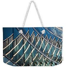 Reflections On Building Windows Weekender Tote Bag