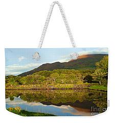 Reflections On Loch Etive Weekender Tote Bag