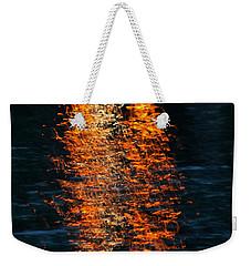 Reflections Weekender Tote Bag by Pamela Walton