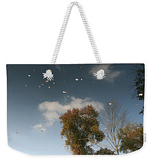 Reflective Thoughts  Weekender Tote Bag by Neal Eslinger