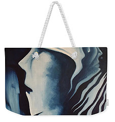 Refuge Weekender Tote Bag by Michael  TMAD Finney