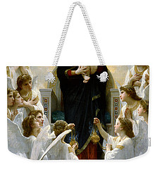 Regina Angelorum Weekender Tote Bag