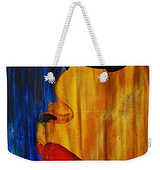 Reign Over Me 3 Weekender Tote Bag by Michael Cross