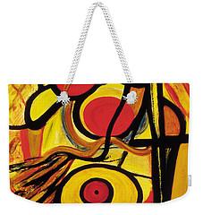 Relativity 2 Weekender Tote Bag