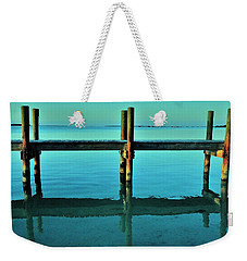 Relax Weekender Tote Bag by Benjamin Yeager