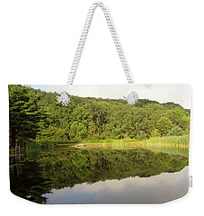 Relaxation Weekender Tote Bag by Michael Porchik