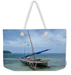 Relaxing After Sail Trip Weekender Tote Bag by Jola Martysz