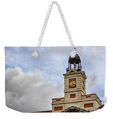 Reloj De Gobernacion 1 Weekender Tote Bag