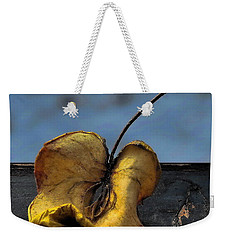 What's Left Over... Weekender Tote Bag by Marija Djedovic