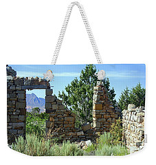 Remains Of A Dream Weekender Tote Bag