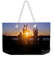 Remains Of The Day Weekender Tote Bag