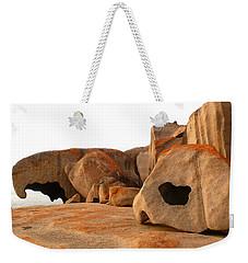 Remarkable Rocks Weekender Tote Bag