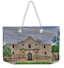 Remember The Alamo Weekender Tote Bag