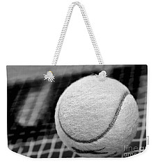Remember The White Tennis Ball Weekender Tote Bag