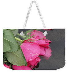 Weekender Tote Bag featuring the photograph Remember by Tiffany Erdman
