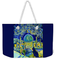 Reminiscences Of Asia. Bed Time Story Weekender Tote Bag