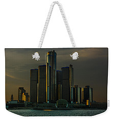 Renaissance Center Weekender Tote Bag