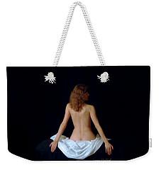 Rennaisance Woman Weekender Tote Bag by Donna Blackhall