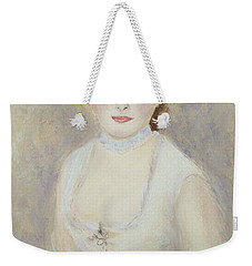 Renoir's Lady Weekender Tote Bag by Marna Edwards Flavell