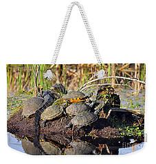 Reptile Refuge Weekender Tote Bag